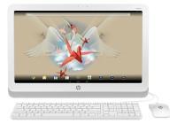 HP Slate 21 K100 21.5 Inch All In One Touchscreen Desktop